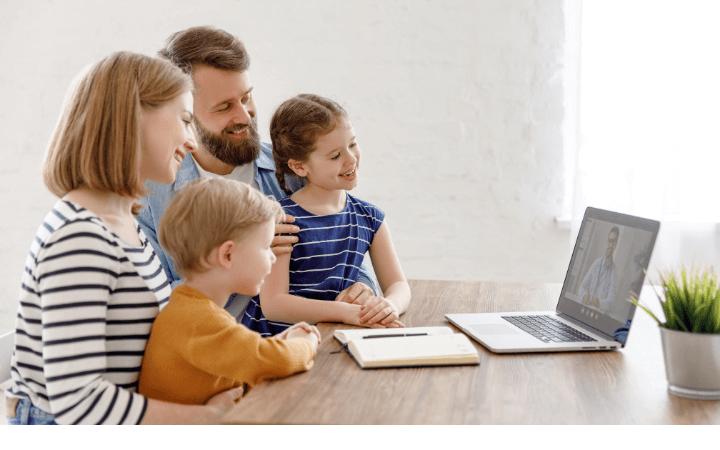 online Elterngespräche Kita